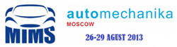 AUTOMECHANIKA MOSKWA 2013